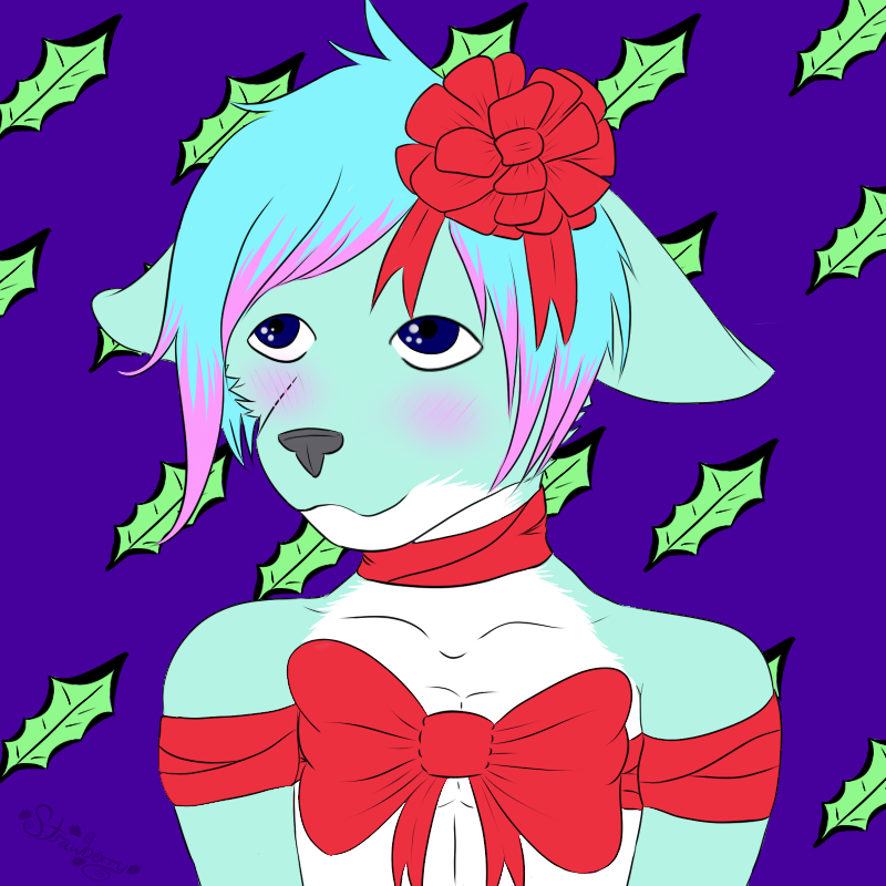 [YCH] All I Want For Christmas