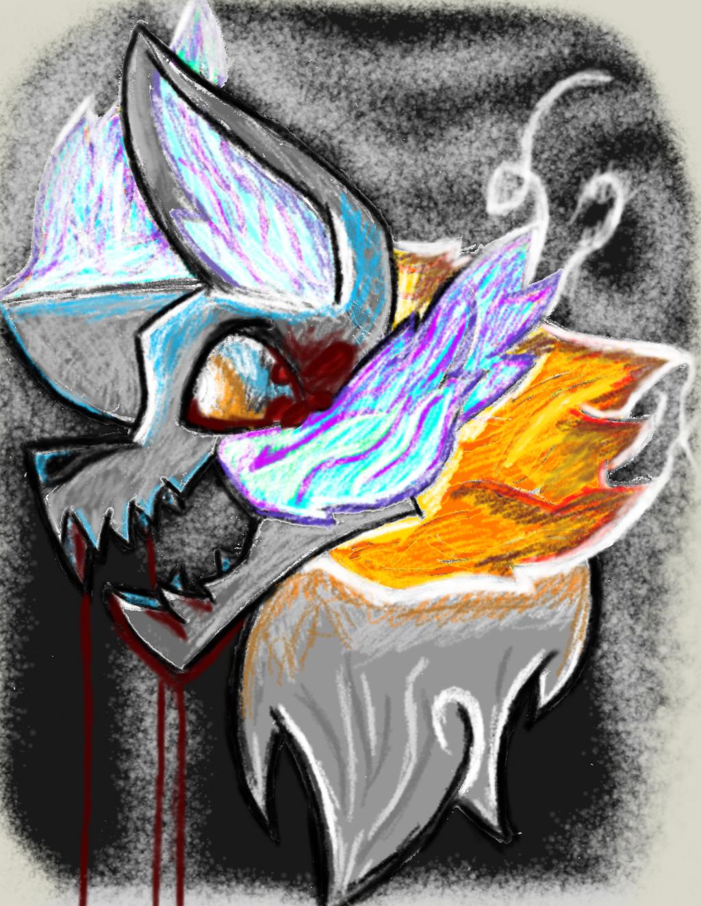 Most recent image: Skull K9 WIP
