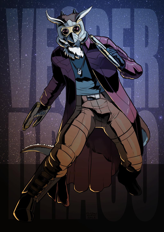 Vesper Quill aka StarDraco