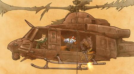 The Chopper Team