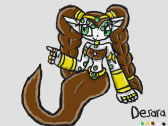 Desara the Genie Reference