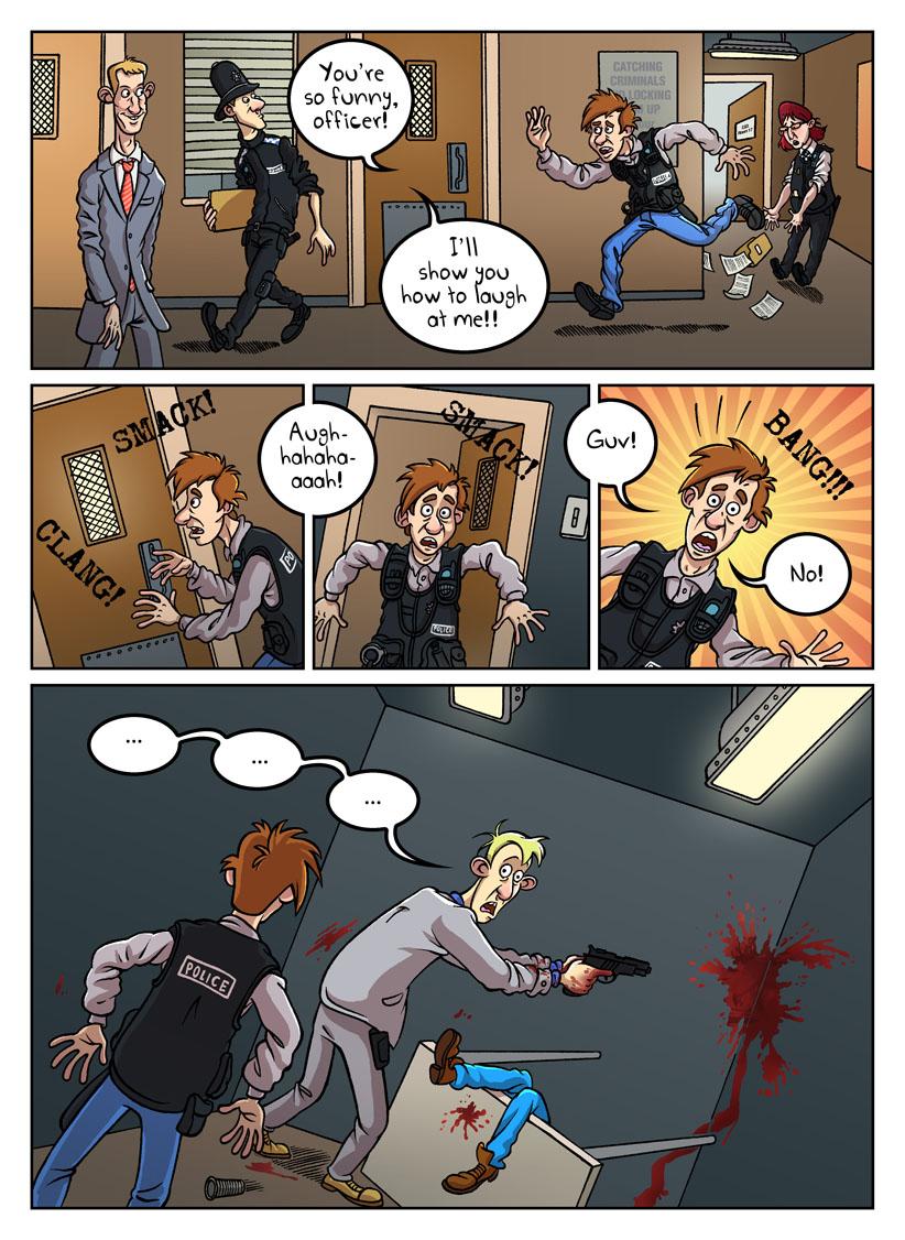 Cop Story 1-1-4