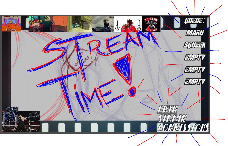 PWYW Stream! 1-9-18