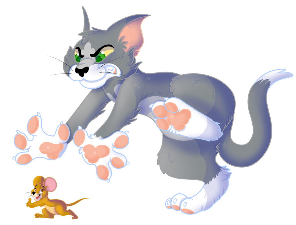 Tom and Jerry - Fanart