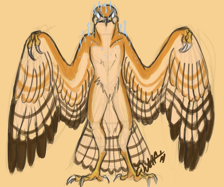 Cordyceps kestrel