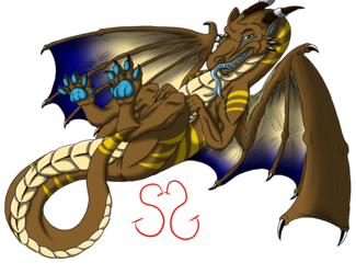 Draw Me Like You Draw Your French Dragons~