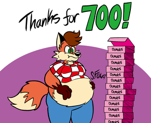 700 Donuts