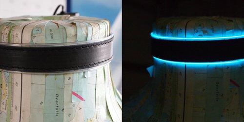 [sale] EL wire Aqua blue