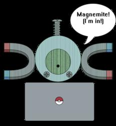 Hacker Magnemite
