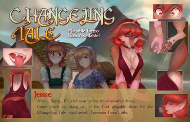 Changeling Tale - Demo Download!