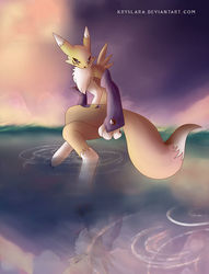 Renamon Eldritch Beauty