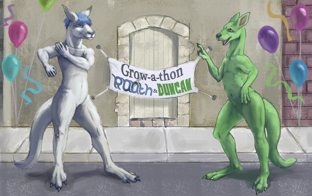 Most recent image: Xander's Grow-a-Thon: Week 1
