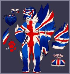Patriotic and Cool - MYO (TRADE)
