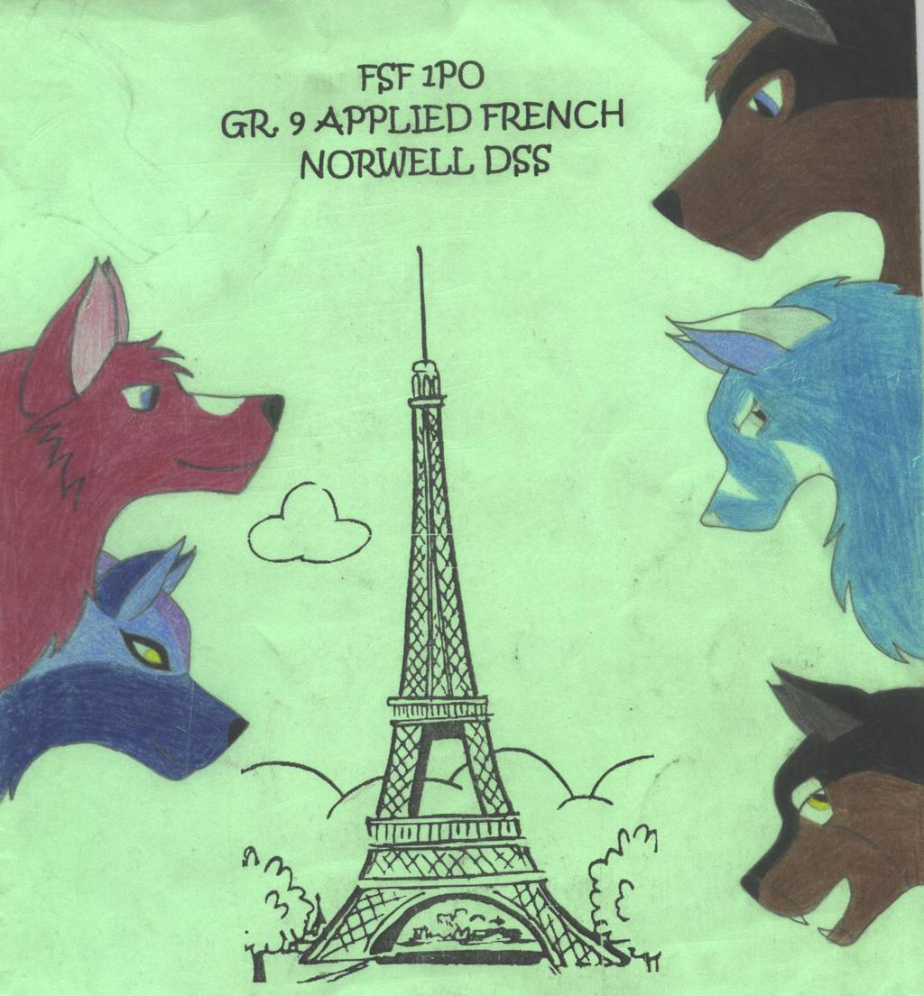Tenth Grade French Book