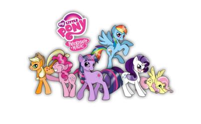 Pony Series - Group