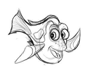 Dory sketch