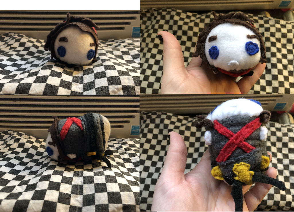 Most recent image: Kingdom Hearts Terra tsum For Sale