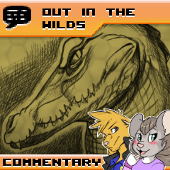 Poison Skies commentary 3 - Out in the Wilds