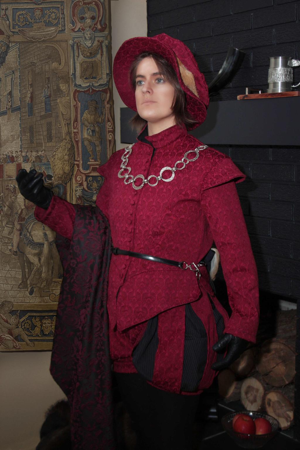 Tudor Prince - Historical cosplay