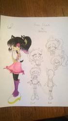 Princess Elizabeth the Hedgehog Redesign