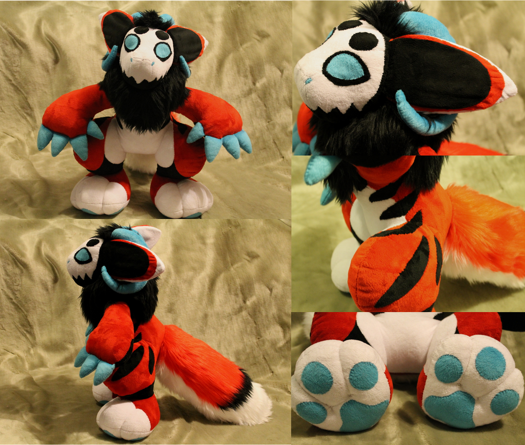 Most recent image: Dougal the Wickerbeast Plush