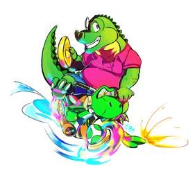 Greedy Green Team