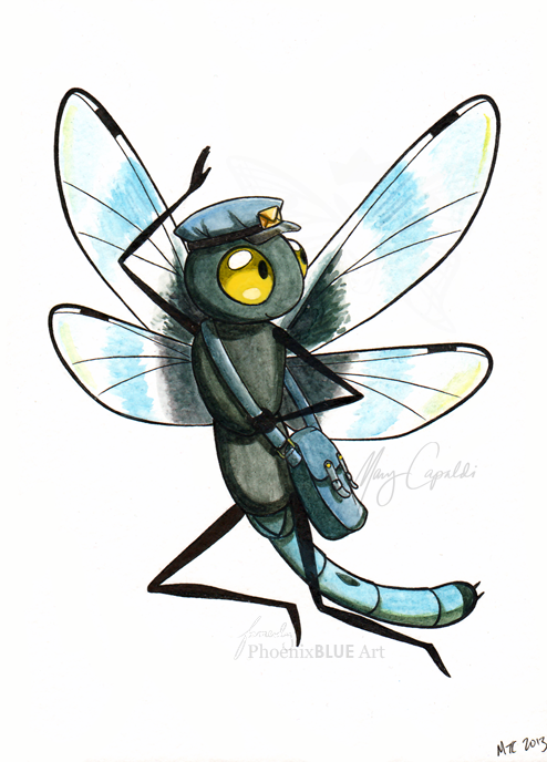 Dragonfly Post