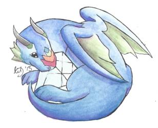 Mythical Minis: Dragon