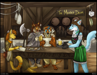 .: The Mended Drum [COM]