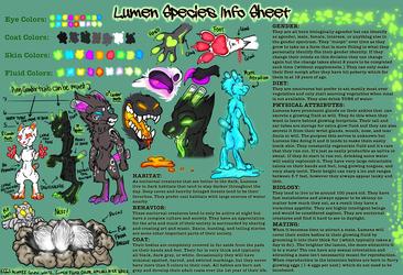 Lumen Species Info Sheet!