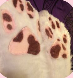 Marbled Pawpad Footpaws