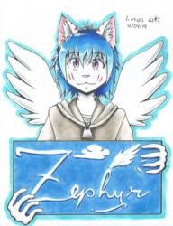 Zephyr Badge