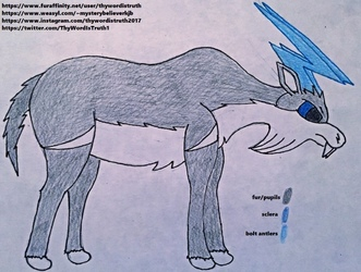 New Moose Fakemon