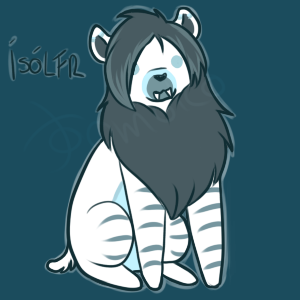 Most recent image: Isolfr Icon