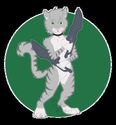 Commission - Monster Hunter Kida