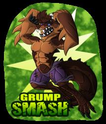 Grump SMASH