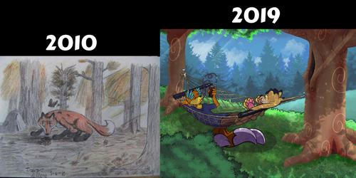 2010 vs 2019