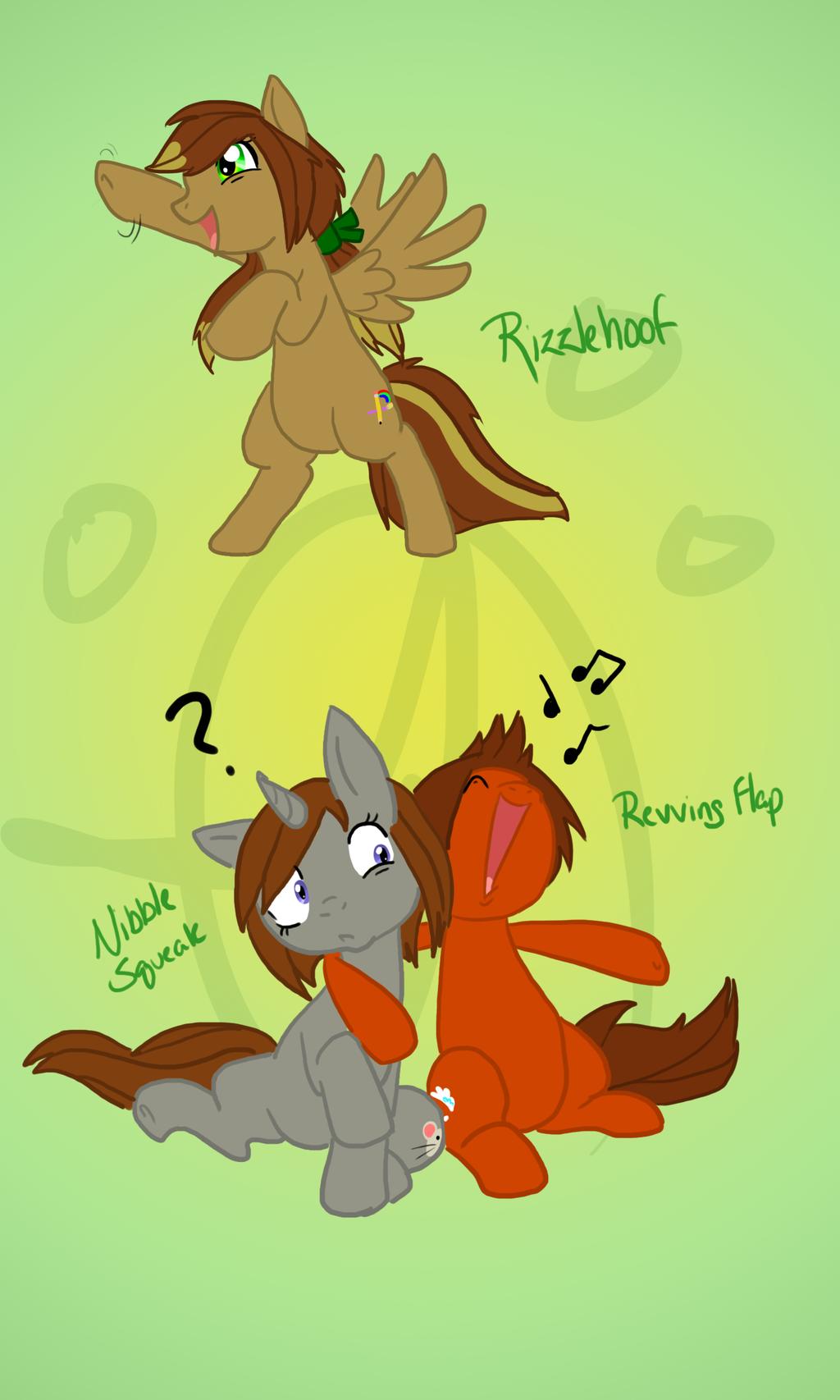 RnR Ponies