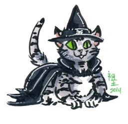 [patreon rewards] witchy ren