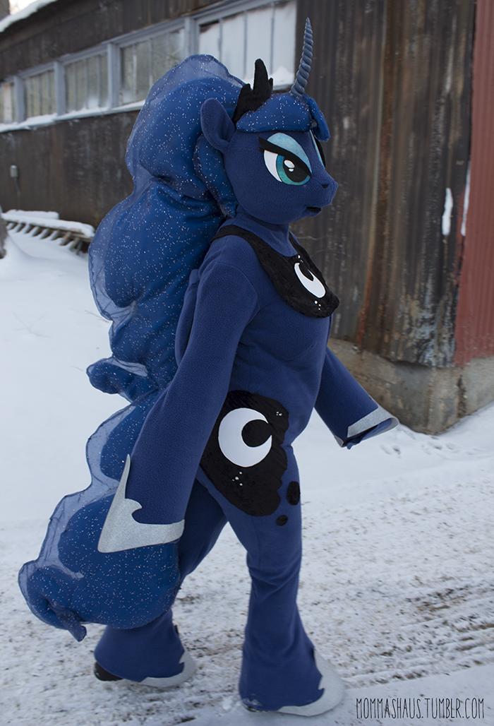 Princess Luna Cosplay/Fursuit — Weasyl