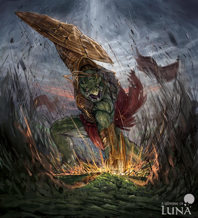 Elite turtle vanguard