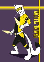 Ermine Yellow