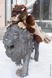 [NFC2018] Riding a lion!