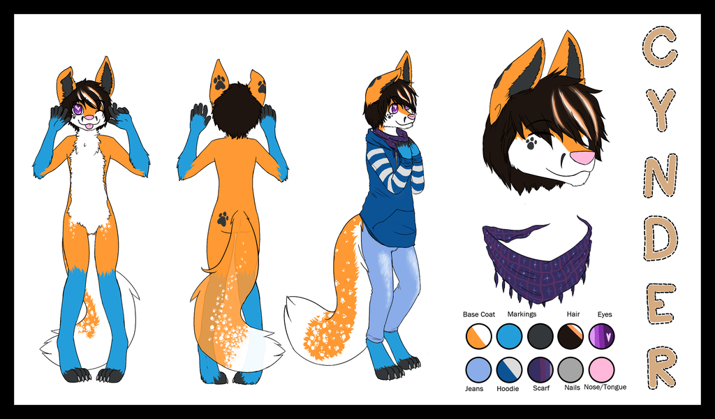 Comm: Cynder's Reference Sheet