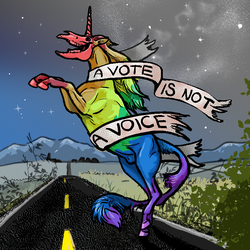 A Vote Is Not a Voice