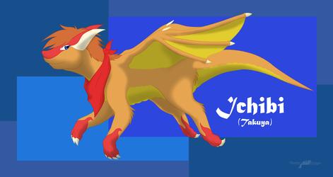 AT: Ichibi No Kitsune [Dragon form] V2