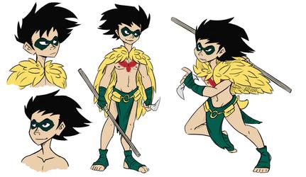 Prehistoric Robin