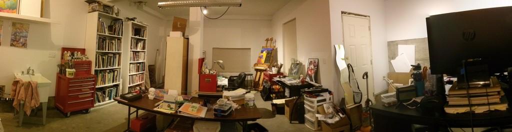 Spanking New Studio