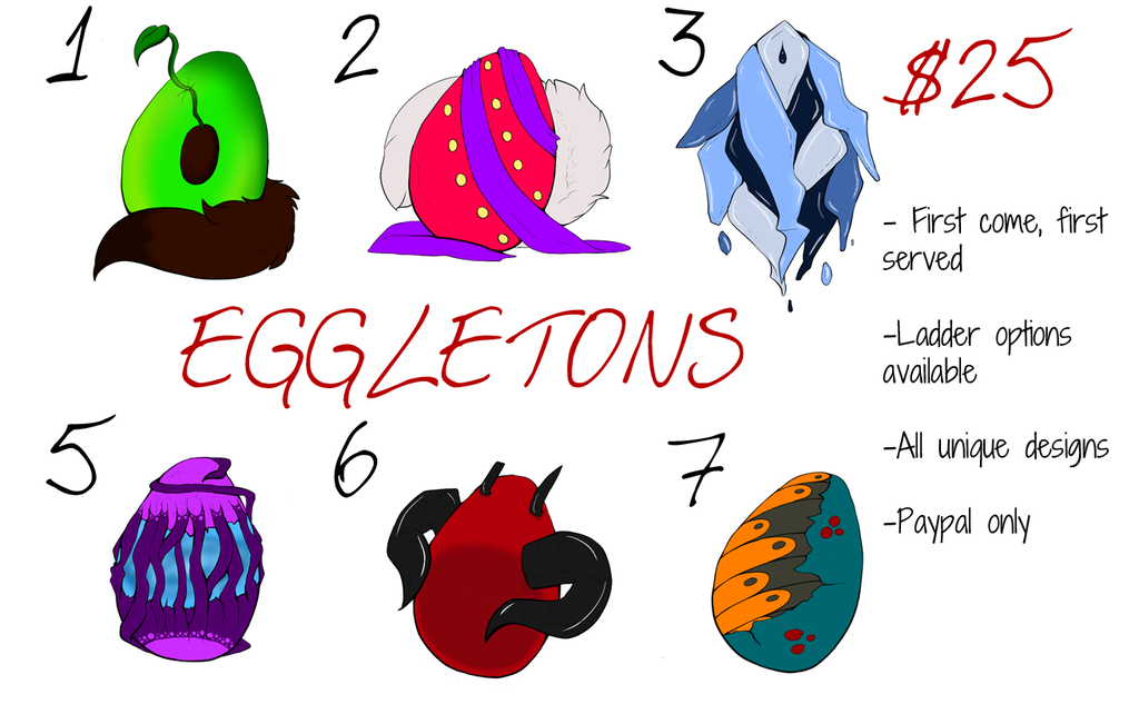 Featured image: Egg Adopts Round 2!