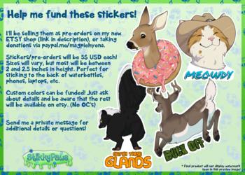 Sticker Pre-Orders!
